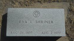 Evalyn E <i>Mackey</i> Shriner