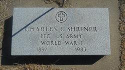 Charles L Charlie Shriner