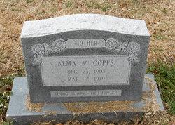 Alma V. <i>Franklin</i> Copes