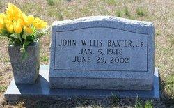 John Willis Baxter, Jr
