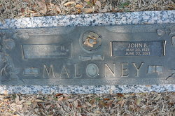 Margaret Helen <i>Wilson</i> Maloney