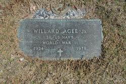 Willard Pete Agee, Jr
