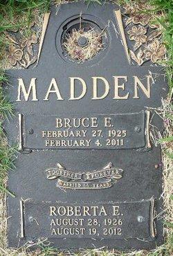 Bruce Elwood Madden