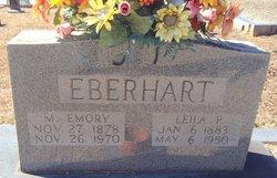 Leila <i>Pittman</i> Eberhart
