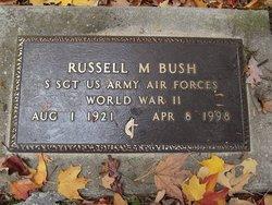 Russell Monroe Bush, Sr