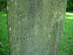 James E. Alexander
