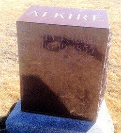 John Jackson Alkire