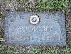 Louie George Arrington, Sr