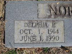 Virginia Delphia <i>Parrish</i> Norris