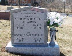 Shirley Mae <i>Adams Shell</i> Engle