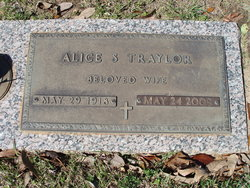 Alice <i>Steadman</i> Traylor