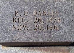 Robert O. Daniel