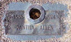 Pantha <i>Keller</i> Allen