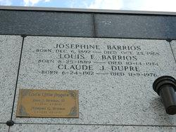 Josephine <i>Daigle</i> Barrios