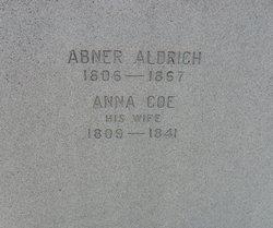 Anna <i>Coe</i> Aldrich