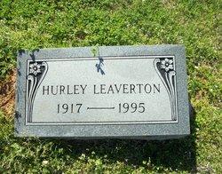 Isadore Arvilla <i>Hurley</i> Leaverton