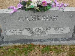 Alice Marie <i>Else</i> Cameron
