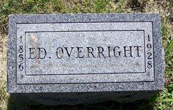 Edward Overright