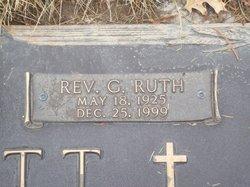 Gladys Ruth <i>Burkhart</i> Aucutt