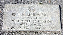 Ben Houston Bludworth