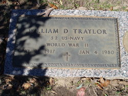 William Duncan Bill Traylor