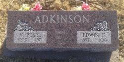 Edwin Franklin Adkinson