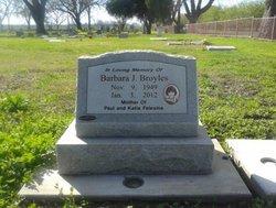 Barbara J Broyles