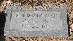 Irene <i>Douglass</i> Belote