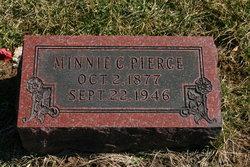 Minnie Caroline <i>McCauley</i> Pierce