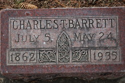 Charles Thomas Barrett
