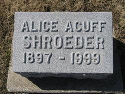 Alice Acuff