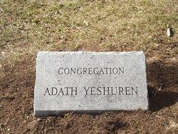 Adath Yeshuran Cemetery