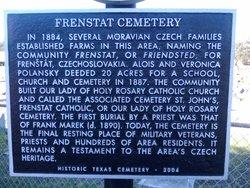 Frenstat Cemetery