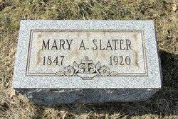 Mary Ann Slater