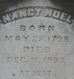 Nancy <i>Brown</i> Noel