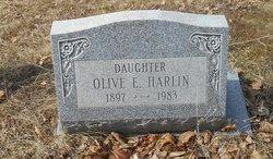 Olive E. Harlin
