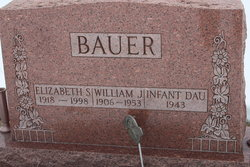 Elizabeth Sonia Bessie <i>Bender</i> Bauer