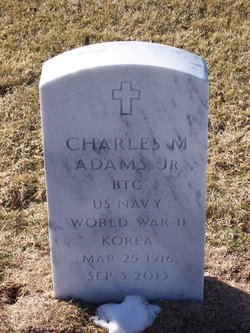 Charles M Chuck Adams