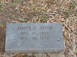 James Edward Adair