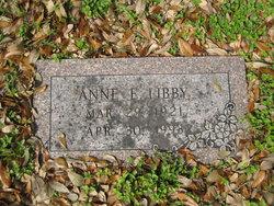 Anne E. Libby