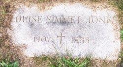 Ann Louise <i>Simmet</i> Jones