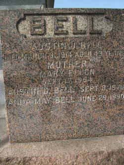 Mary E. <i>Prendergast</i> Bell