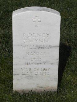 Rodney Gwynn Williams