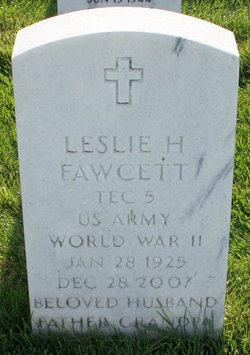 Leslie H Fawcett