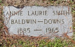Annie Laurie <i>Smith</i> Downs