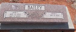 Jack C Bailey
