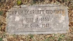 Sarah Winona <i>Scarlett</i> Dilworth