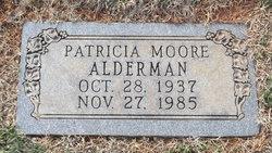 Patricia Moore Alderman