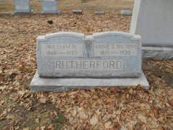 William R. Rutherford