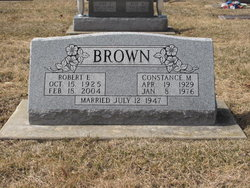Constance Mandrell <i>Behymer</i> Brown